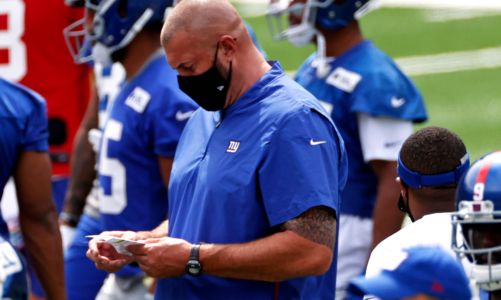 Giants stunningly fire offensive line coach Marc Colombo – New York Post