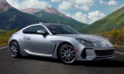 2022 Subaru BRZ: Finally More Power and a Slick New Design, But Still No Turbo – The Drive