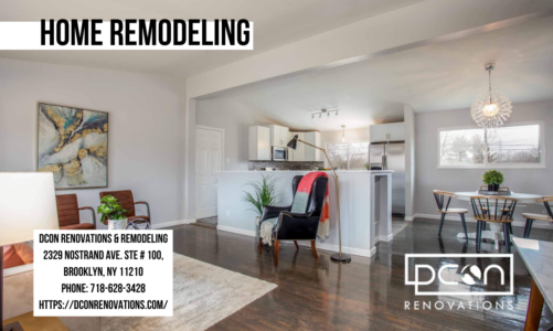 DCON Renovations & Remodeling | Home Remodeling done right
