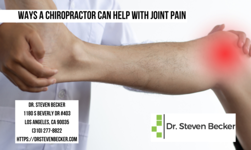 Ways a Chiropractor Can Help with Joint Pain