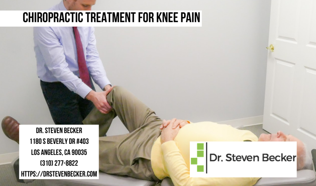 Chiropractic Treatment for Knee Pain