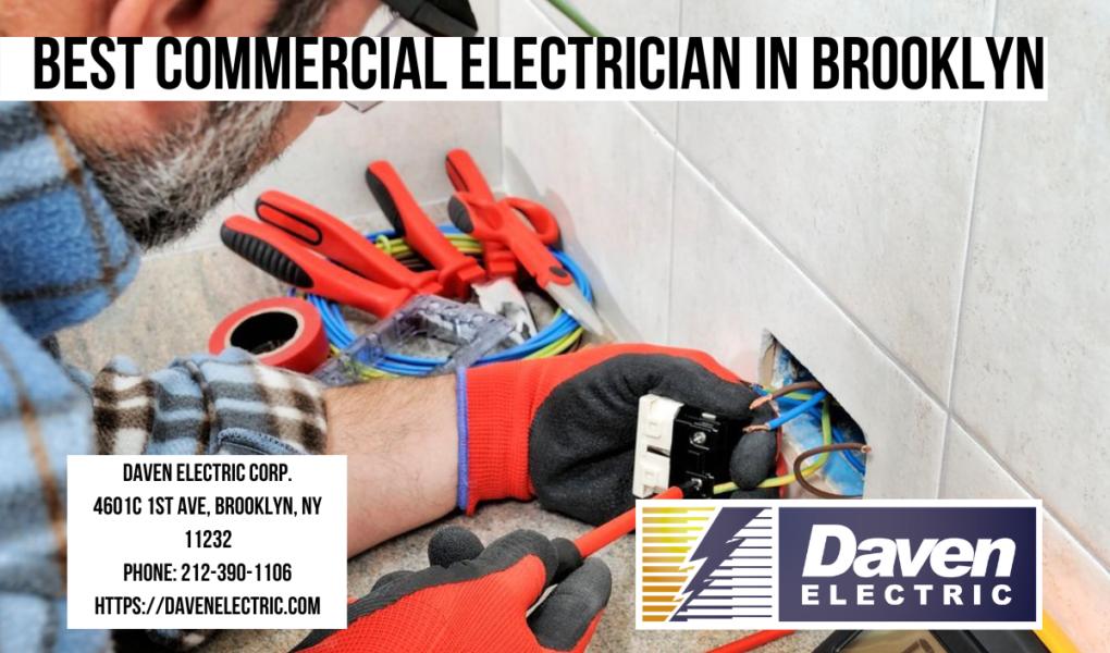 Best Commercial Electrician in Brooklyn