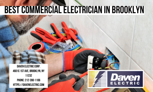 Best Commercial Electrician in Brooklyn