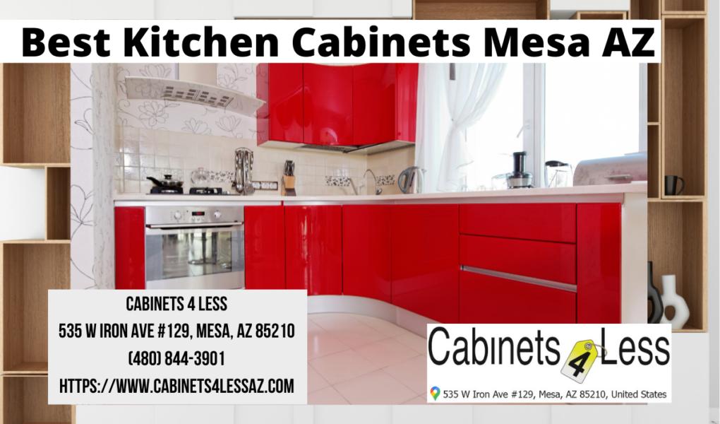 Best Kitchen Cabinets Mesa AZ