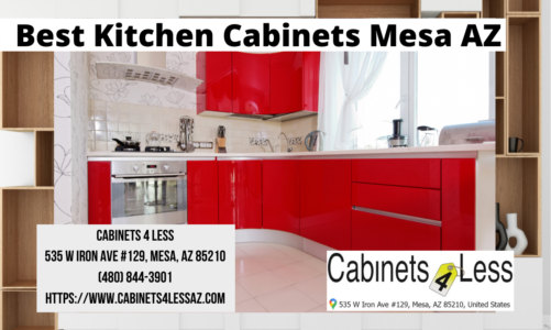 Best Kitchen Cabinets Mesa AZ