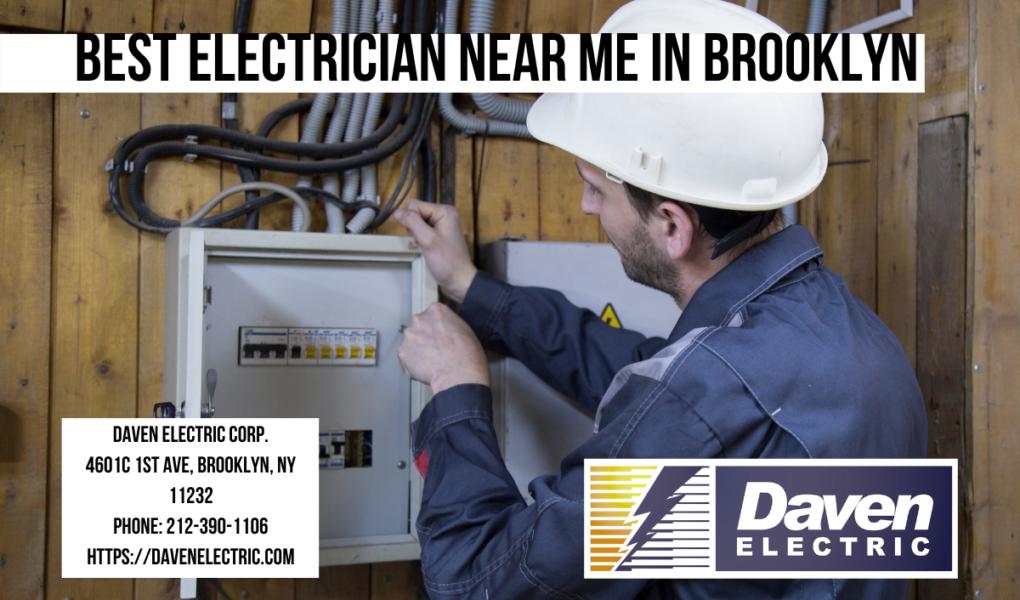 Best electrician near me in brooklyn