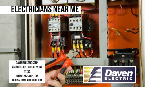 electricians near me