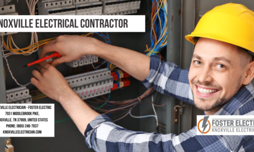Knoxville Electrical Contractor