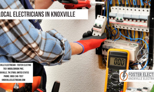 Local Electricians in Knoxville