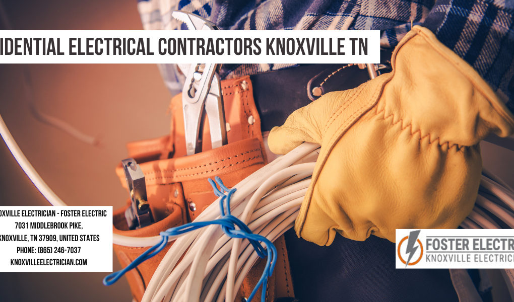 Residential Electrical Contractors Knoxville TN