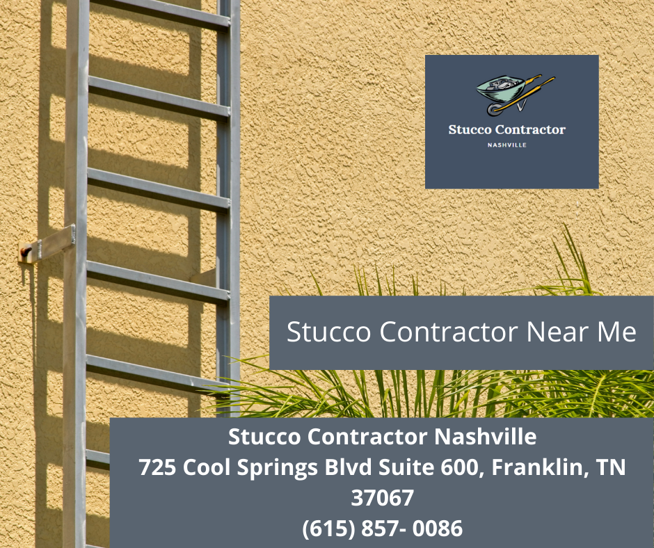 Stucco Contractor Near Me