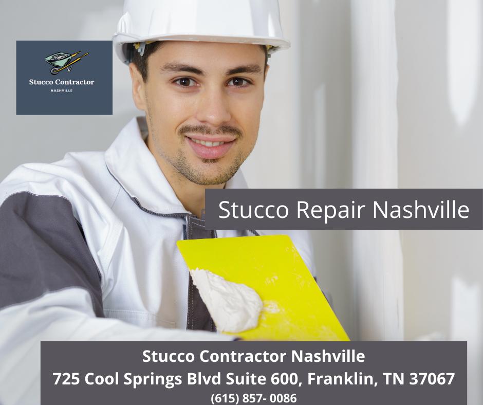 Stucco Repair Nashville