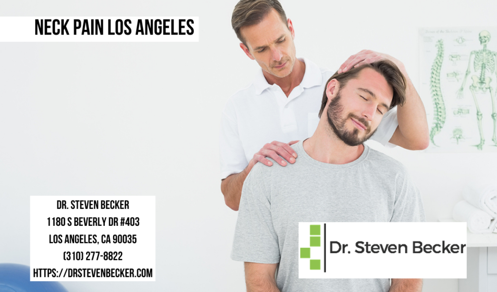 neck pain los angeles