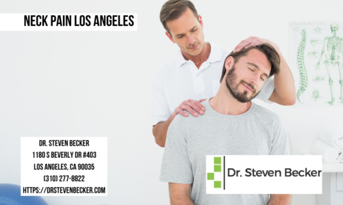 neck pain los angeles