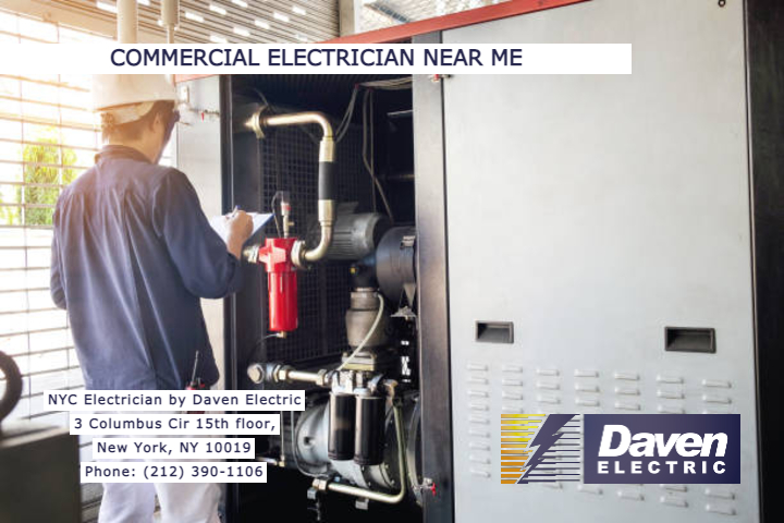 Commercial Electrician Near Me