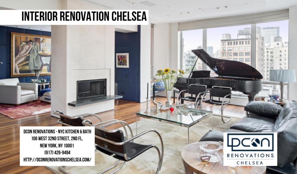 Interior Renovation Chelsea
