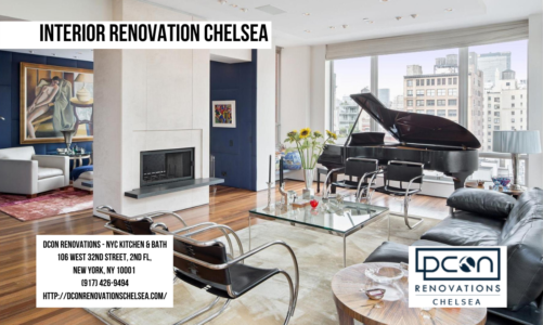 Interior Renovation Chelsea