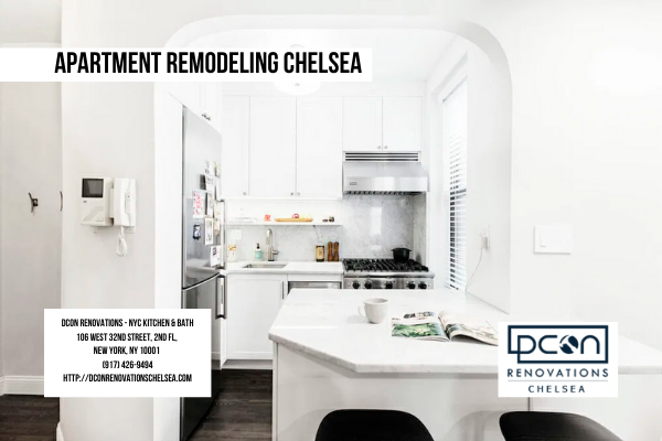 Apartment Remodeling Chelsea