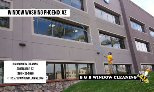 Window Washing Phoenix AZ