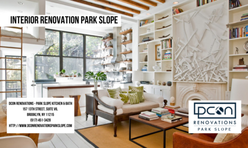 Interior Renovation Park Slope