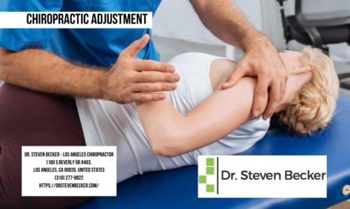 Chiropractic Adjustment | Dr. Steven Becker – Los Angeles Chiropractor | (310) 277-8822