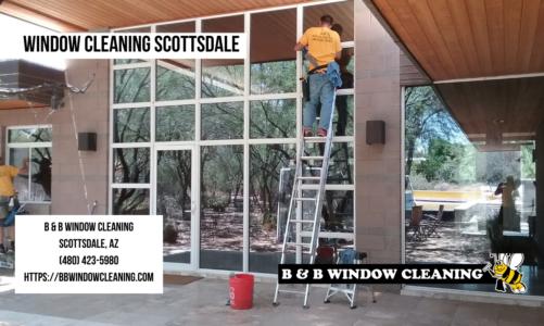 Window Cleaning Scottsdale