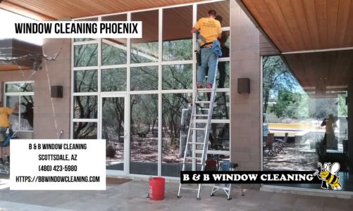 Window Cleaning Phoenix