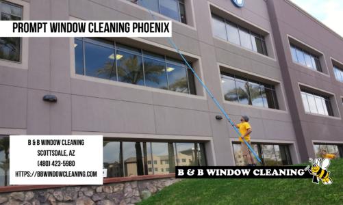 Prompt Window Cleaning Phoenix