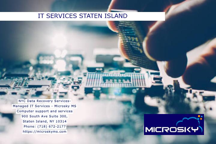 IT Services Staten Island
