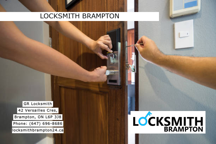 Locksmith Brampton