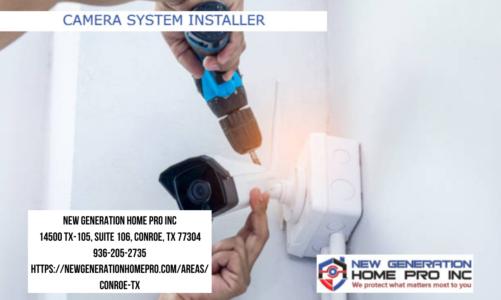 Camera System Installer
