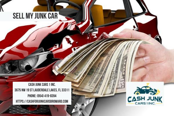 sell my junk car
