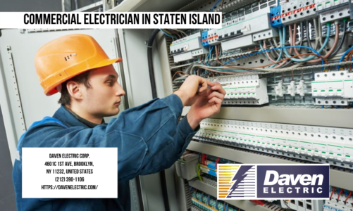 Commercial Electrician in Staten Island