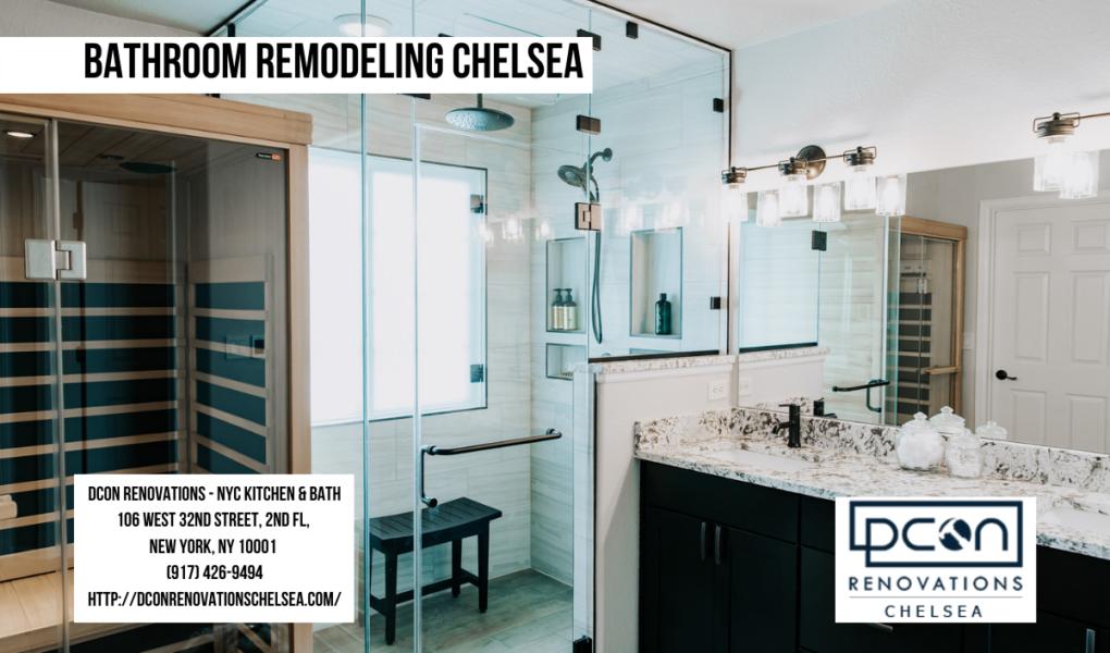 Bathroom Remodeling Chelsea