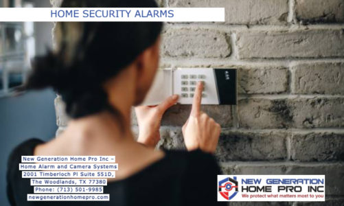 Home Security Alarms | New Generation Home Pro Inc – Home Alarm and Camera Systems | (713)501-9985