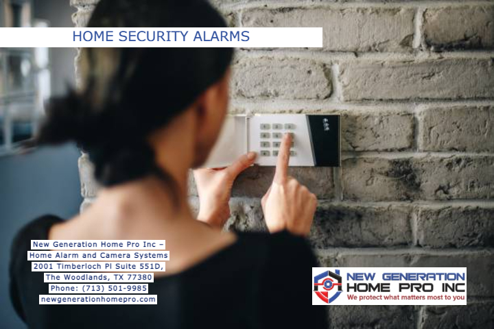 Home Security Alarms