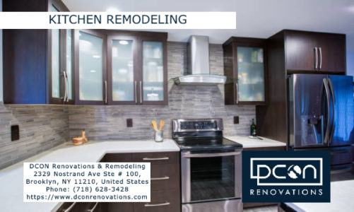 Kitchen Remodeling | DCON Renovations & Remodeling | (718) 628-3428