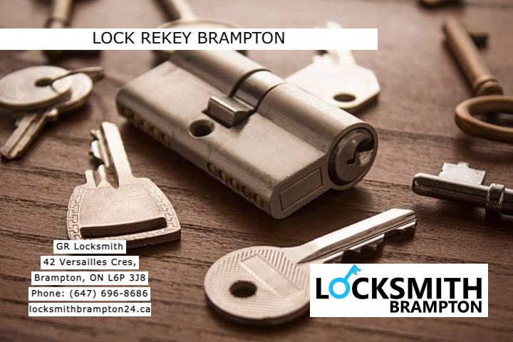 Lock Rekey Brampton