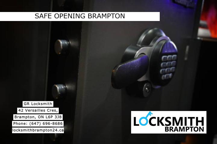 Safe Opening Brampton