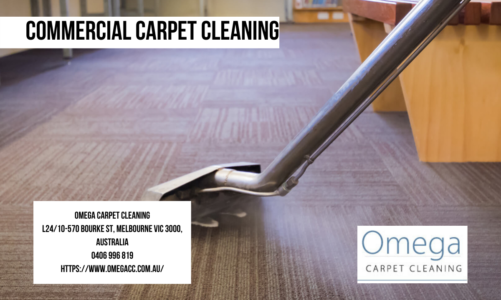 Commercial Carpet Cleaning | Omega Carpet Cleaning | 0406 996 819