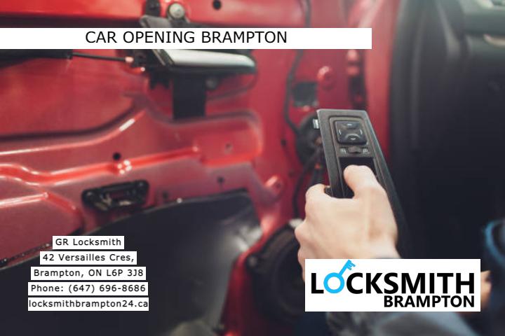 Car Opening Brampton