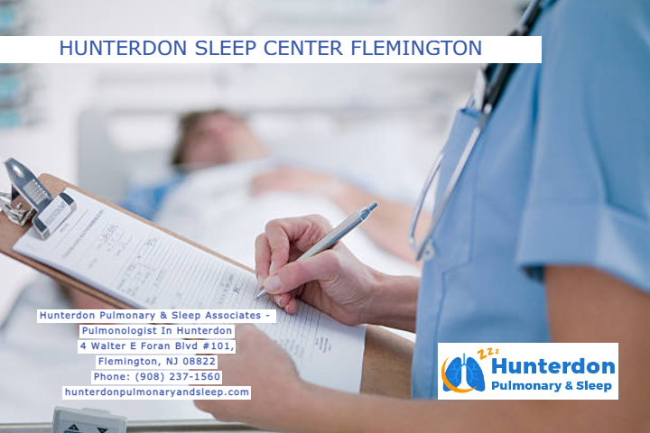Hunterdon Sleep Center Flemington