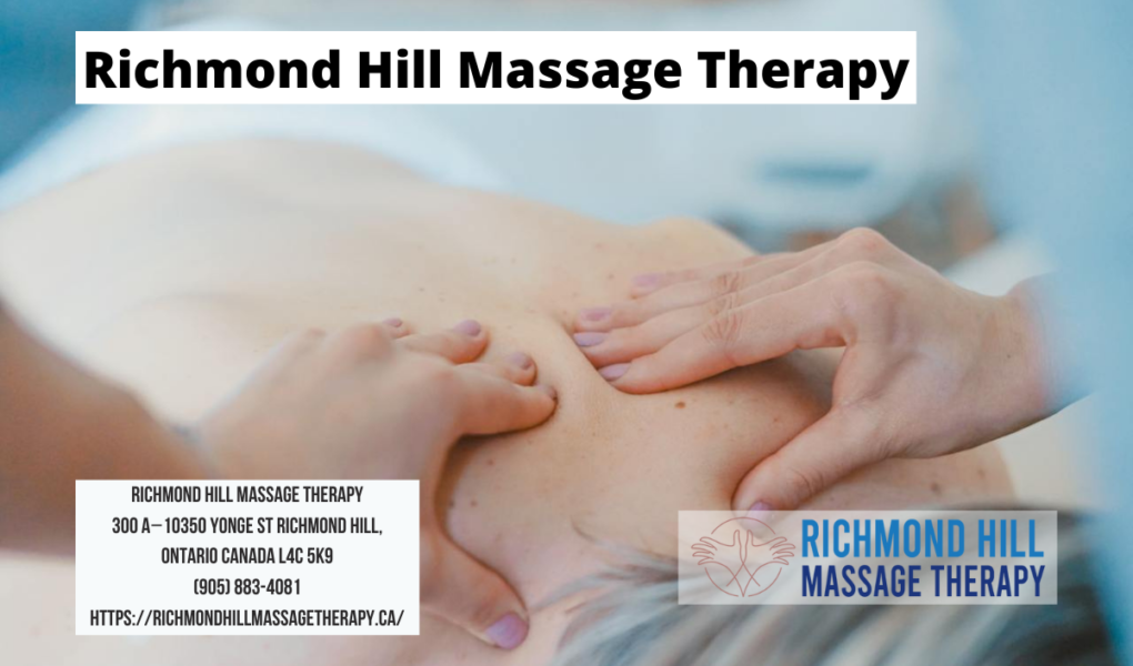 Richmond Hill Massage Therapy