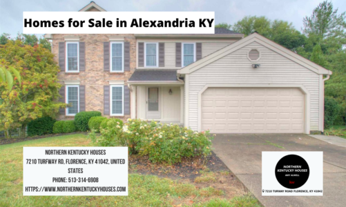 Homes for Sale in Alexandria KY | Amy Alwell REALTOR® – Northern Kentucky Houses | 513-314-6908