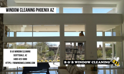 HOW FREQUENTLY SHOULD YOU WASH YOUR WINDOWS?