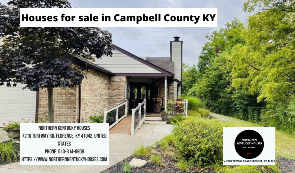 Houses for sale in Campbell County KY